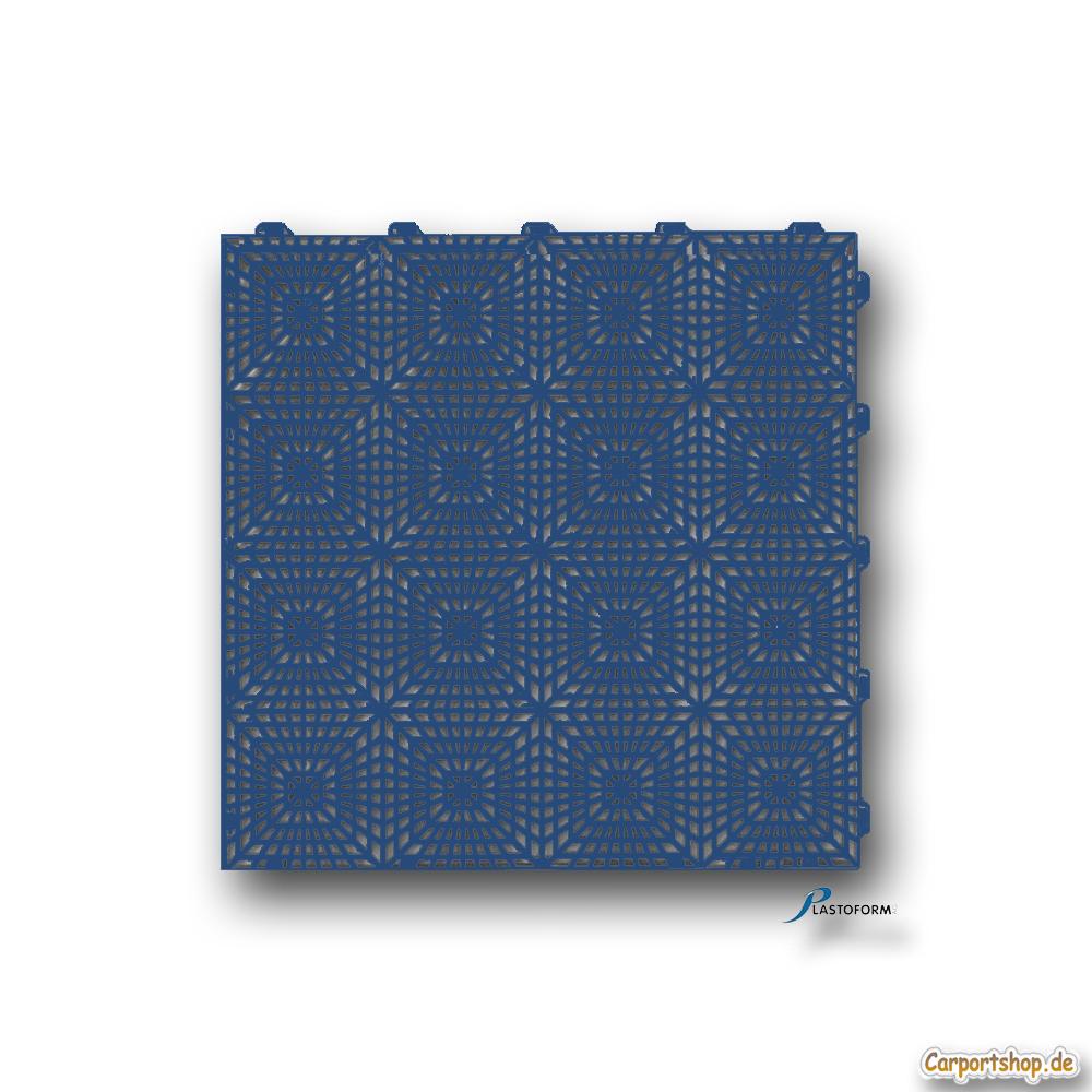 Plasto Plan Bodenplatten 9 Er Set Kunststoff Bodenfliesen