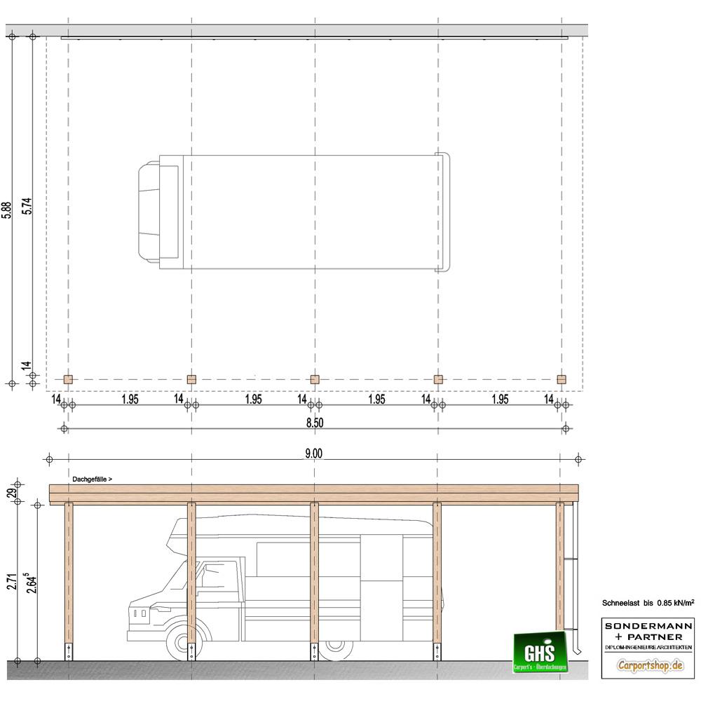 statik carport berechnen fabulous das with statik carport. Black Bedroom Furniture Sets. Home Design Ideas