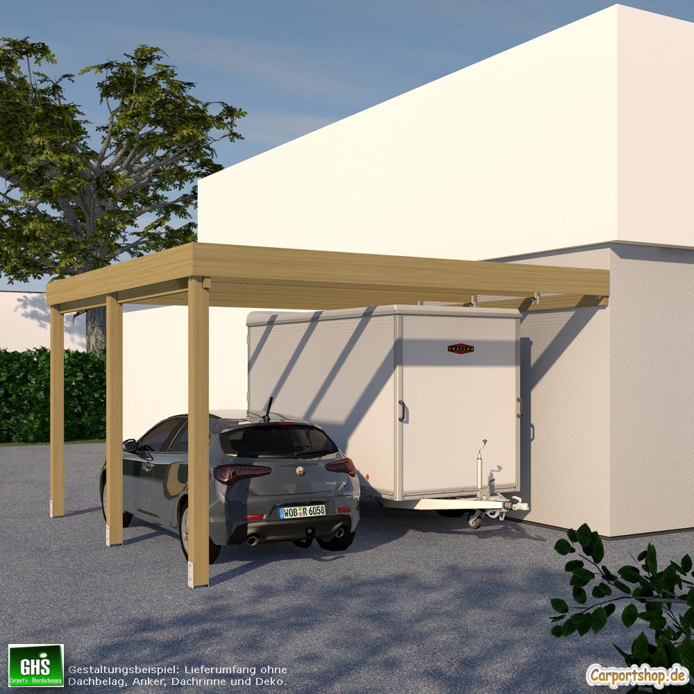 Carport Bilder: Carport Anbau An Garage. Trendy Anbau Carports Carport