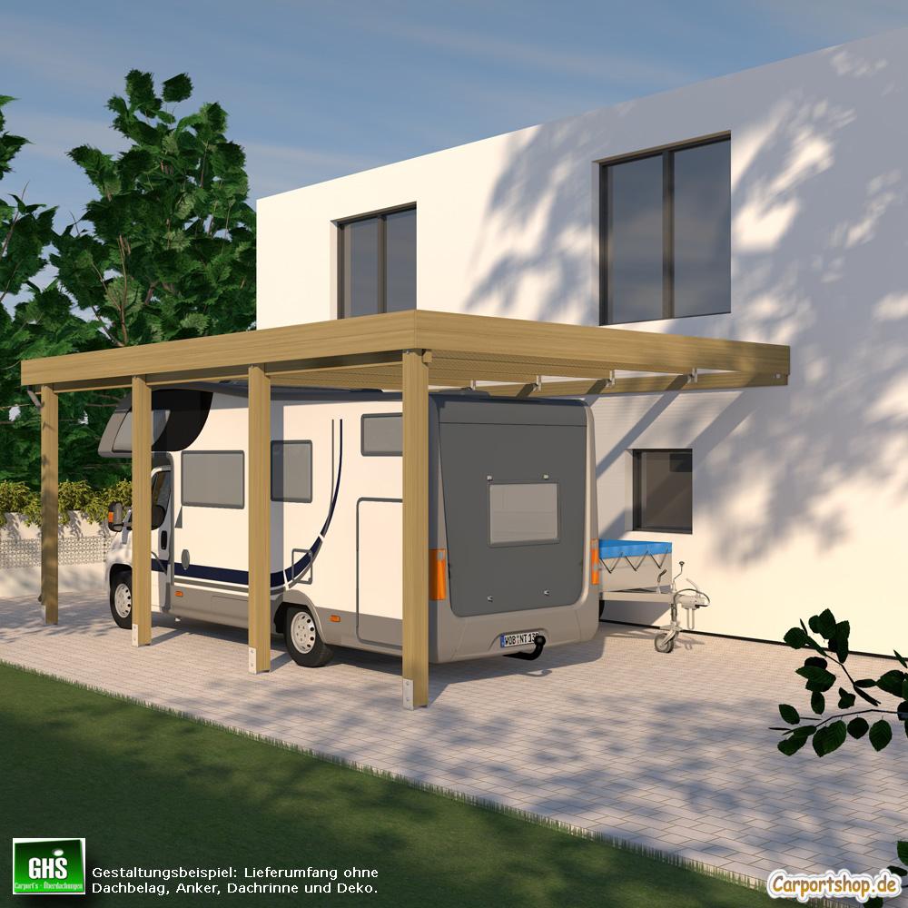 caravan anbau carport grundkonstruktion 5x7 typ 280. Black Bedroom Furniture Sets. Home Design Ideas